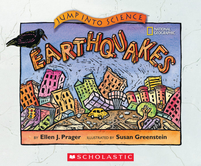 Jump Into Science: Earthquakes