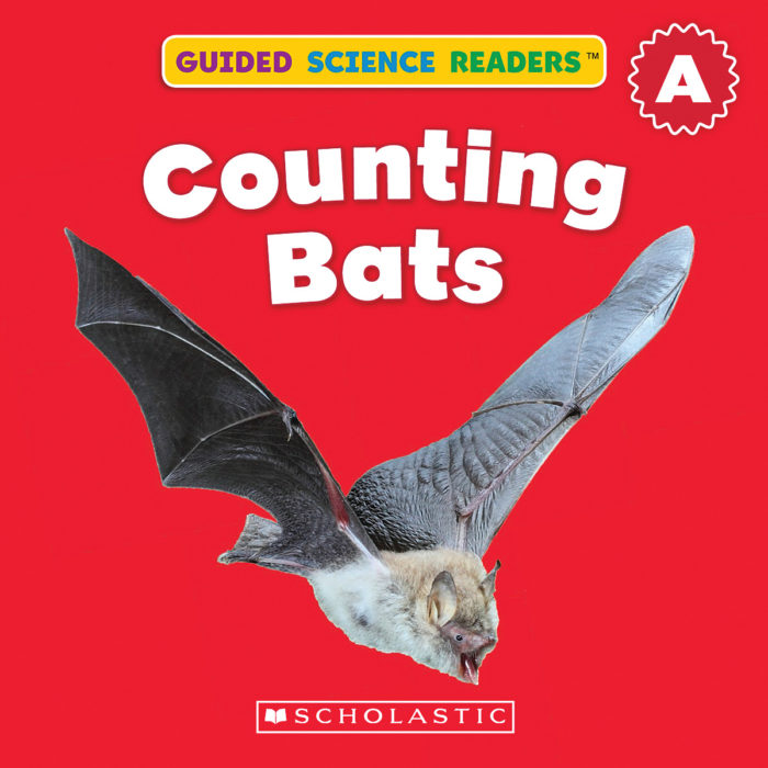 Guided Science Readers: Seasons-Level A: Counting Bats