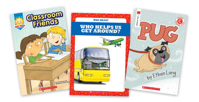 Guided Reading Level Pack-C