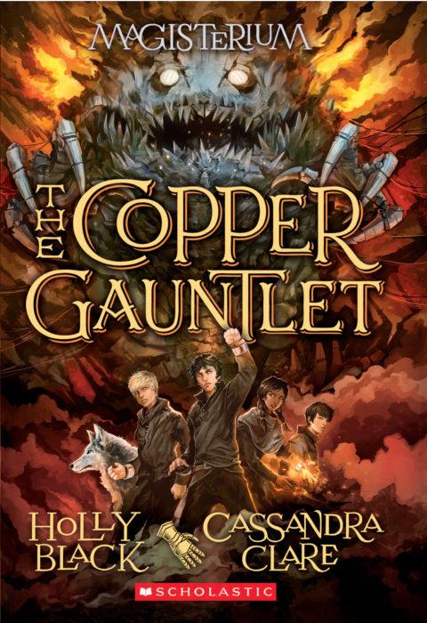 Copper Gauntlet, The
