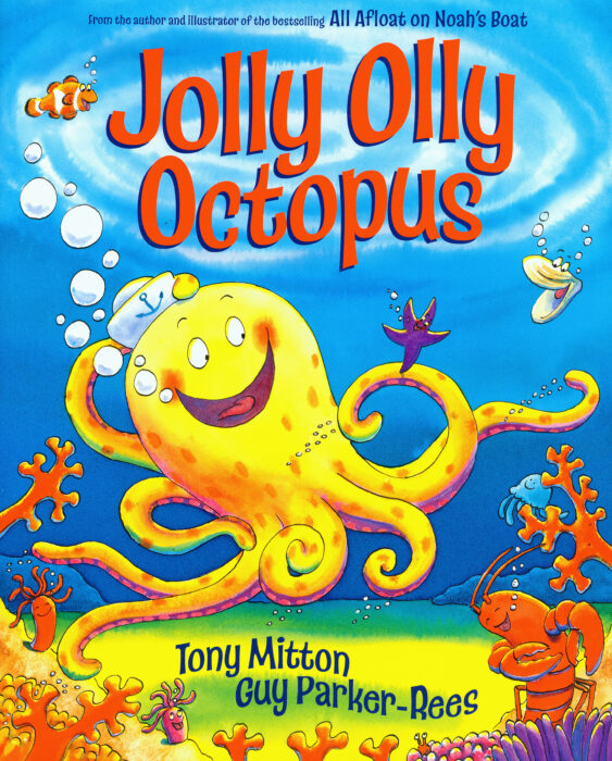 Jolly Olly Octopus