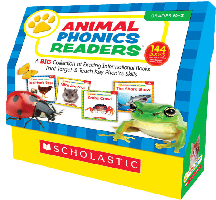 Animal Phonics Readers