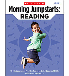 Morning Jumpstarts: Reading: Grade 1