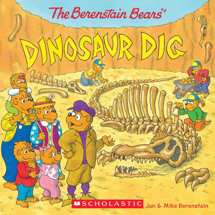 The Berenstain Bears®' Dinosaur Dig