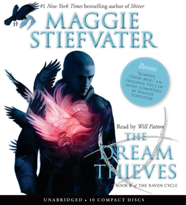 The Raven Cycle Book 2 Dream Thieves