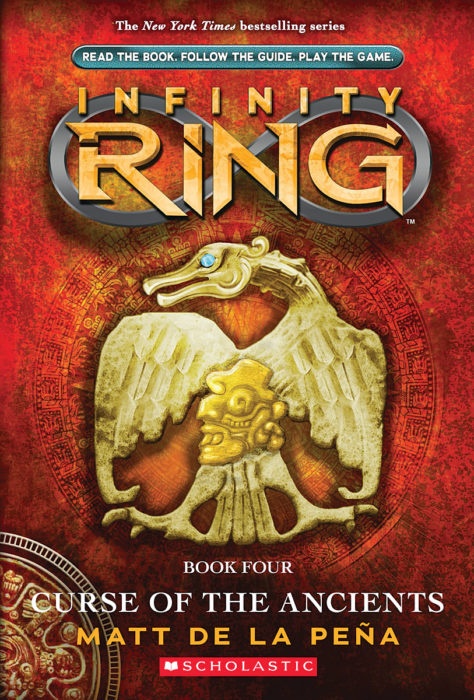 Infinity Ring: Curse of the Ancients