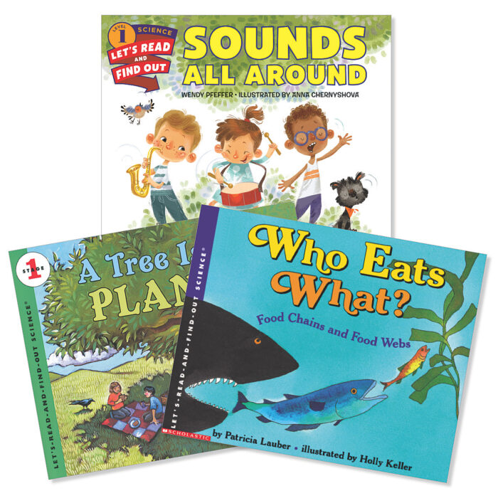 Let's Read And Find Out! Science Grades K-2