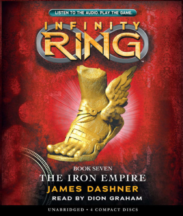 Infinity Ring 7: Iron Empire - TR