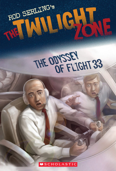 The Twilight Zone - Graphic: The Odyssey of Flight 33