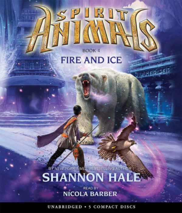 Spirit Animals Book 4: Fire and Ice ­ trade
