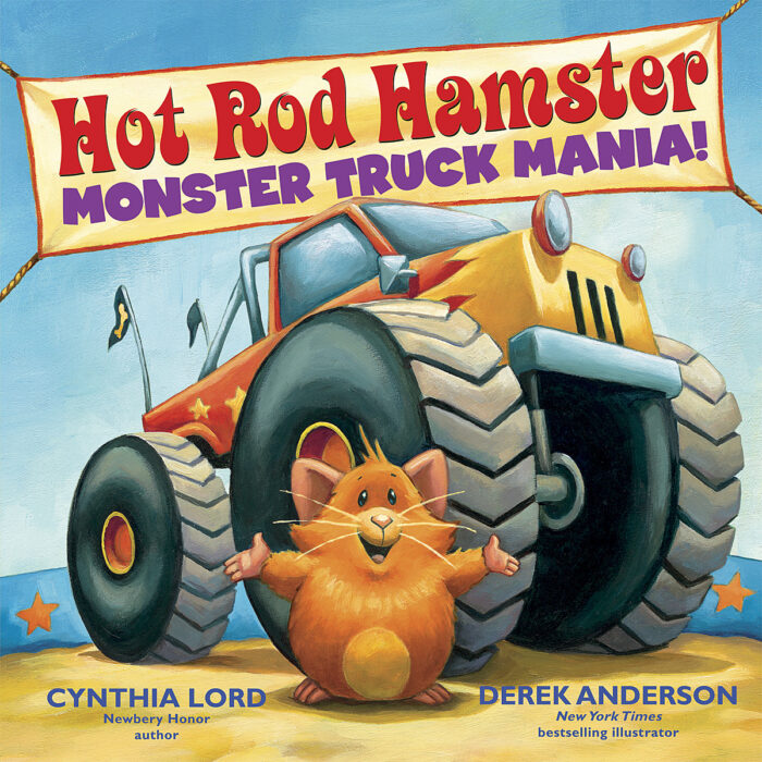 Hot Rod Hamster: Monster Truck Mania