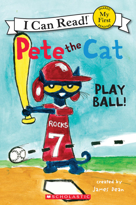 Pete the Cat-My First I Can Read!™: Play Ball!