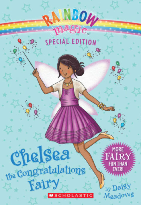 Chelsea the Congratulations Fairy