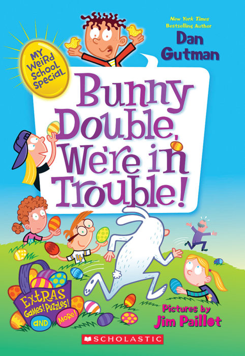 My Weirder School Special: Bunny Double, We're in Trouble!