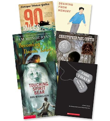 Culturally Responsive Text Collection Grades 6-8