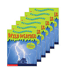 Guided Reading Set: Level Q - Wild Weather