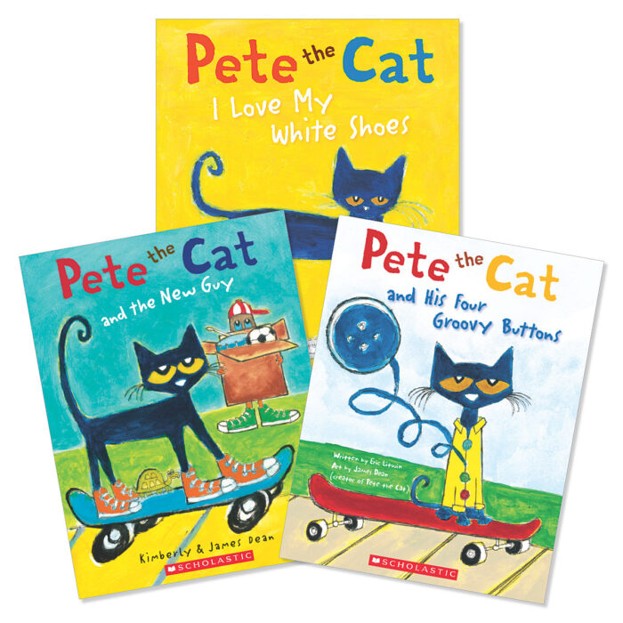 Pete the Cat Grades K-2