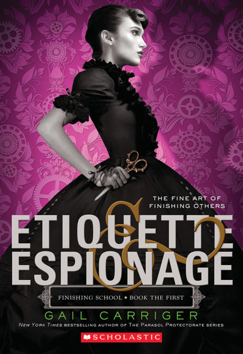 Finishing School: Etiquette & Espionage