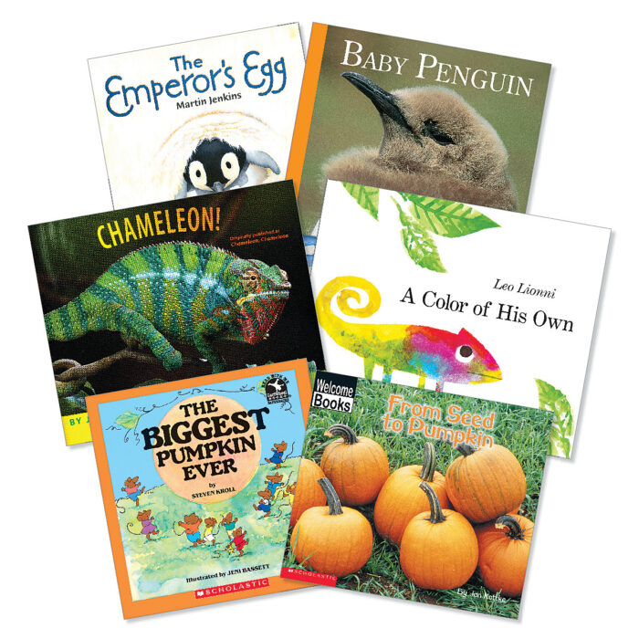 Paired Fiction & Nonfiction Library Grades K-2