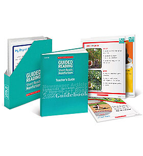 Guided Reading Short Reads Nonfiction Level D