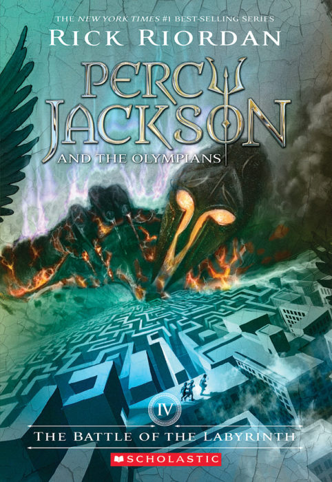 Percy Jackson & the Olympians: The Battle of the Labyrinth