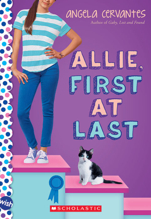 Allie, First at Last
