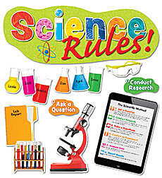 Science Rules! Bulletin Board