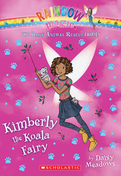 Kimberly the Koala Fairy