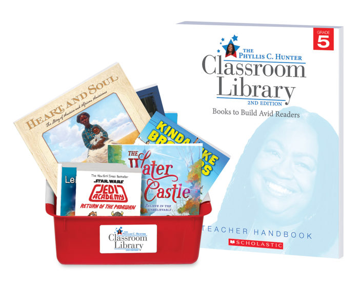Phyllis C. Hunter Classroom Library Grade 5-2nd Edition