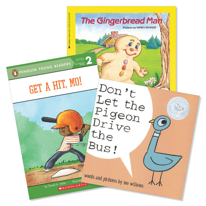 Guided Reading Level Pack II-I