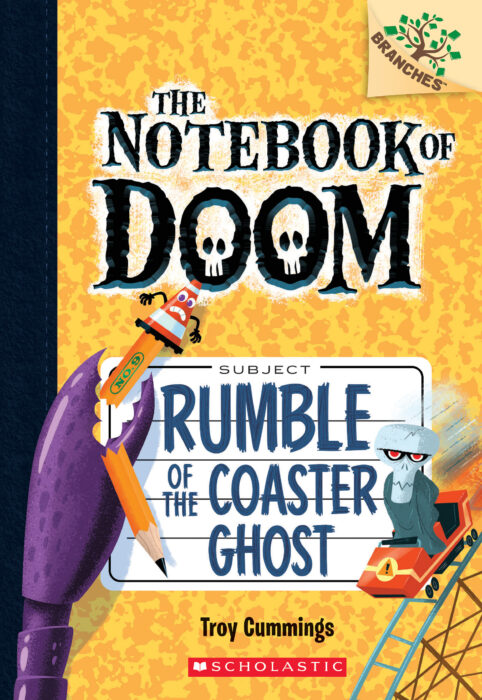 Rumble Of The Coaster Ghost