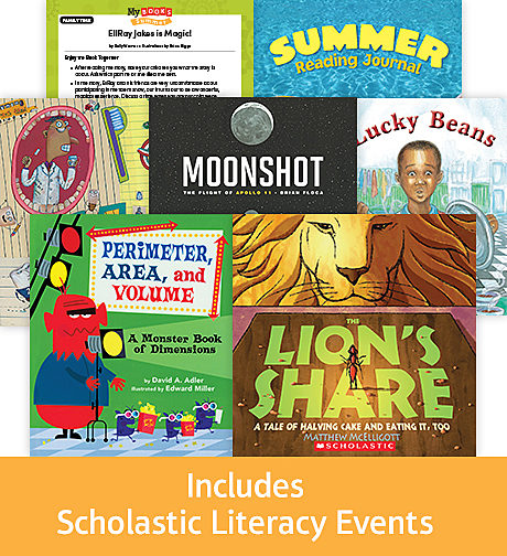 Comprehensive Summer Reading Solution Grade 3 STEM (5 Books)