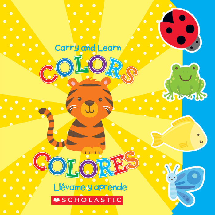 Carry and Learn Colors / Llevame y aprende: Colores