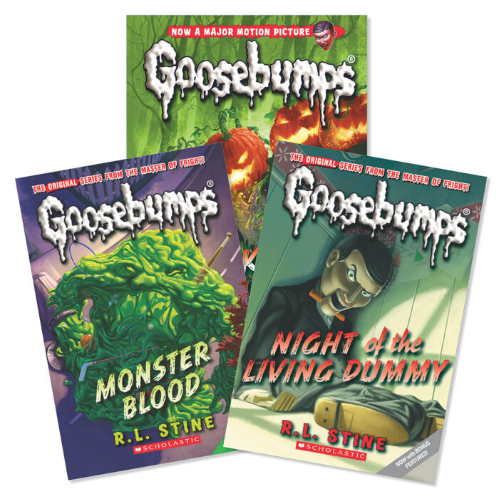 Best of Goosebumps Grades 3-5