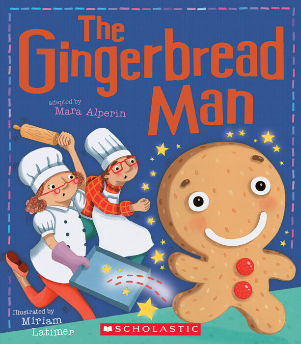 My First Fairy Tales: The Gingerbread Man