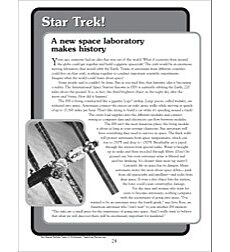Star Trek!: Nonfiction Passage and Short Test