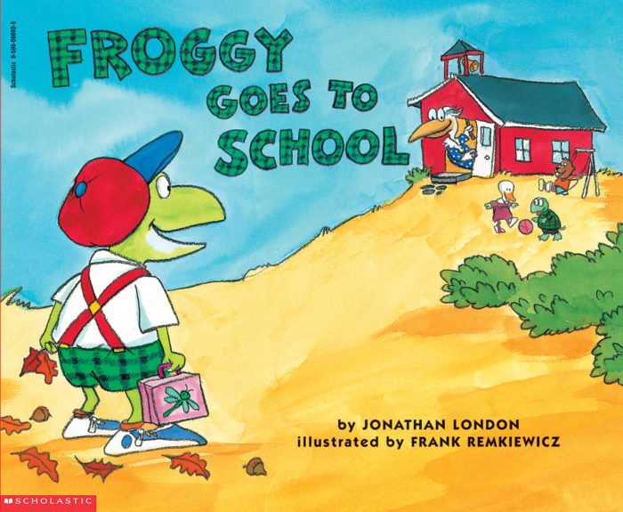 Froggy Books: Froggy Goes to School