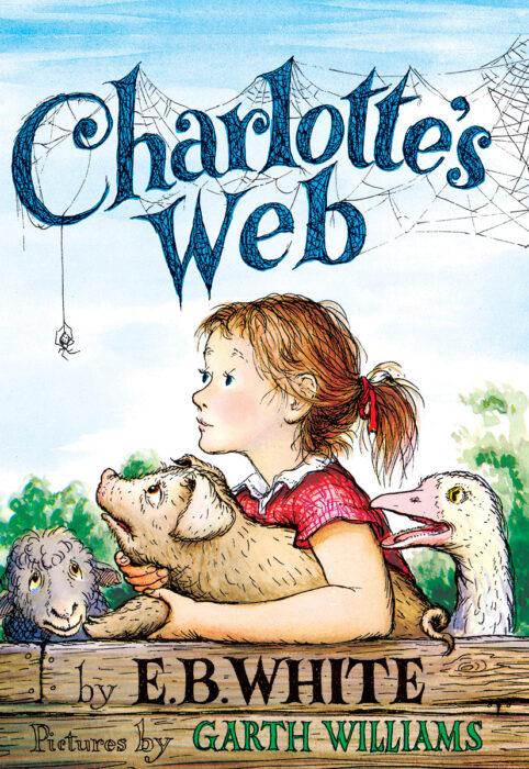 Charlotte's Web by E. B. White | Scholastic