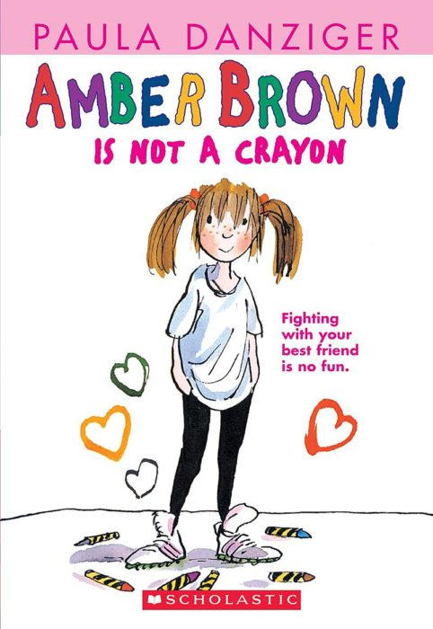 Amber Brown #1: Is Not a Crayon