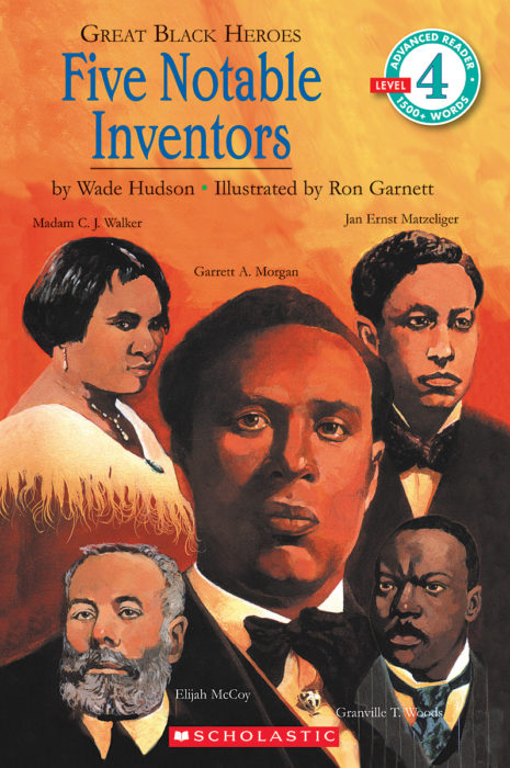Great Black Heroes: Five Notable Inventors