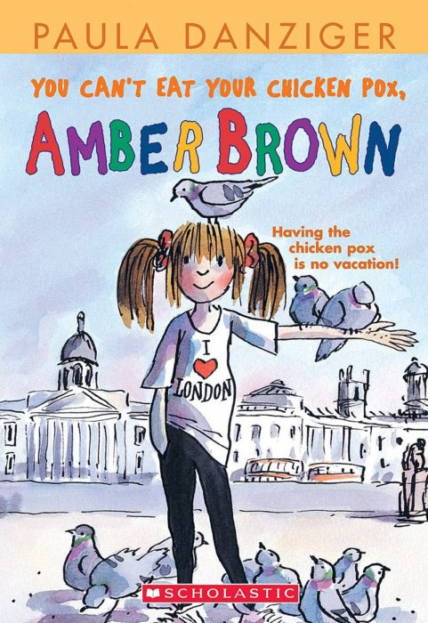 Amber Brown Books: You Can't Eat Your Chicken Pox, Amber Brown