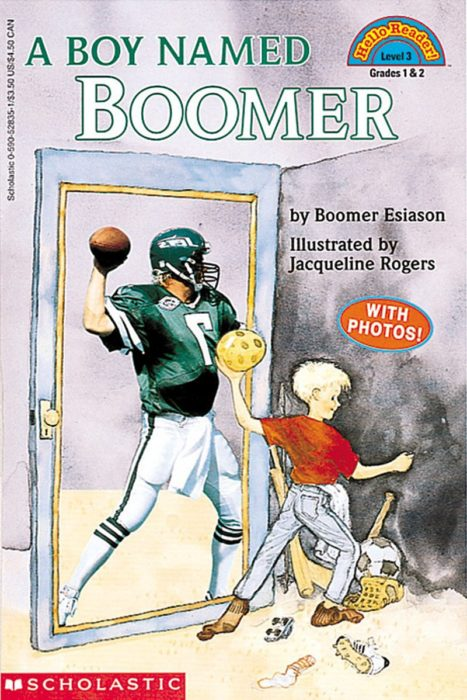 Hello Reader!® Level 2: A Boy Named Boomer