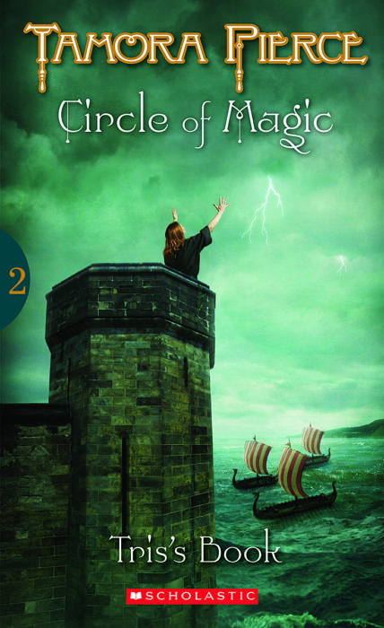 Circle of Magic: Tris's Book