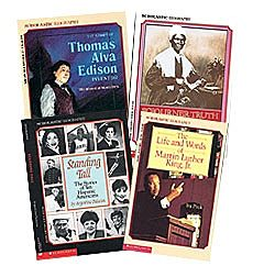 Historical Biography Collection Grades 3-5