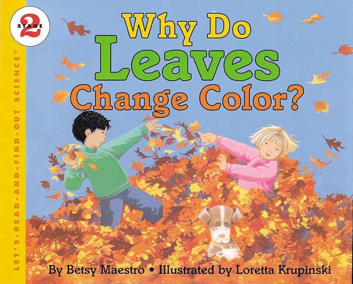 QKA Cont Book #17: Why Do Leaves Change Color? And Other Questions