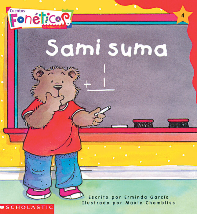 Cuentos Fonéticos™ (Spanish Phonics Readers): Sami suma
