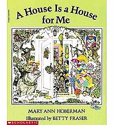 A House Is a House for Me - Big Book & Teaching Guide
