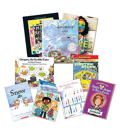 CLEARANCE: Super Pleasure Reading Library Grades 1-6