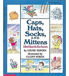 Caps, Hats, Socks, and Mittens - Big Book & Teaching Guide