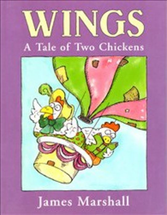 Wings:A Tale Of Two Chickens